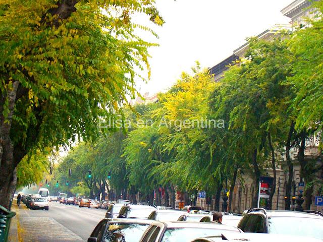 Avenida Andrassy, Budapest, Elisa N, Blog de Viajes, Lifestyle, Travel