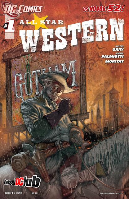All Star Western (Os Novos 52)