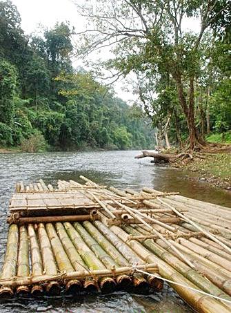 Pa Sak River Rafting