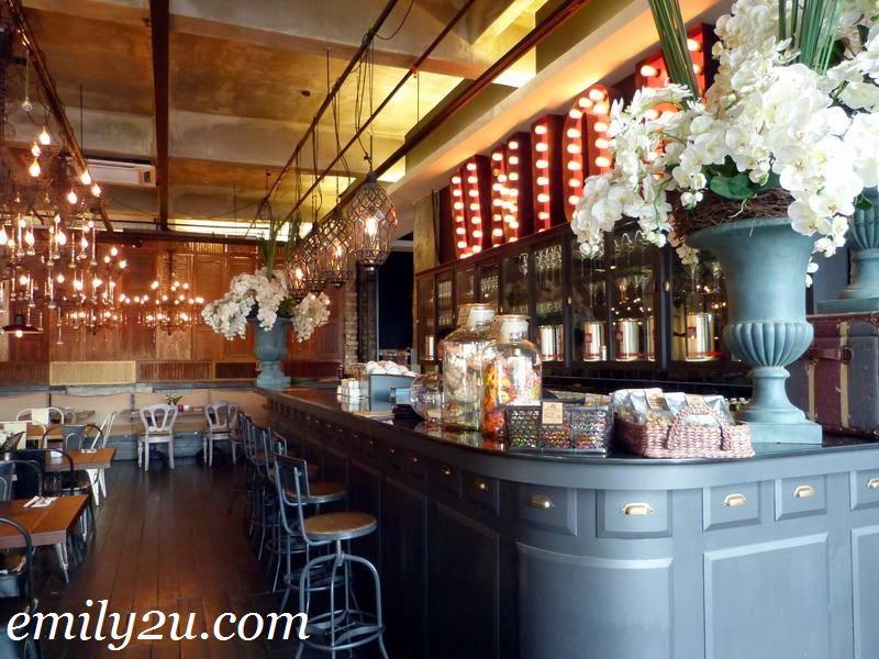 Myth Eatery & Bar, Ipoh