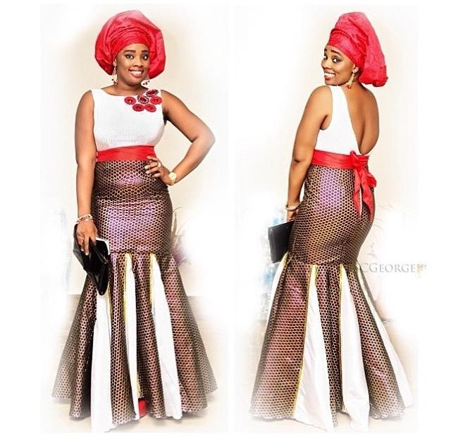 Fashion ankara magazine everyday people in rich nigerian Fashion style mag images