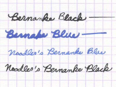 Can I use regular (top flight) notebook paper for a dipping pen?