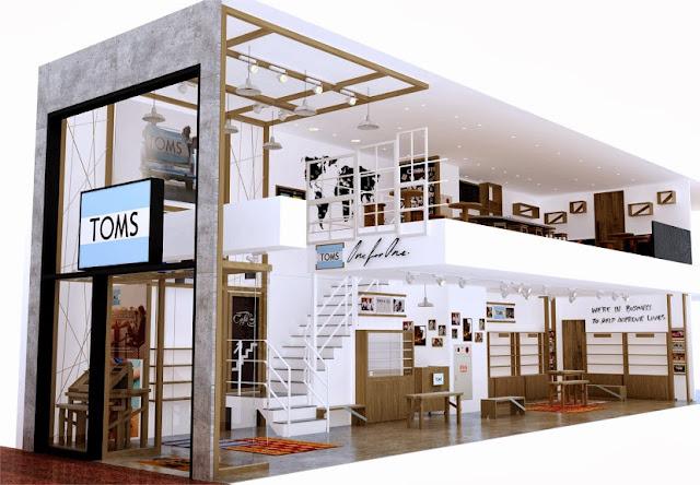 #TOMS 全世界最有意義的鞋子:台北旗艦店即將登場!! 2