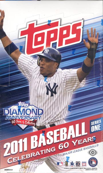All About Sports Cards 2011 Topps Baseball Series 1 An All About