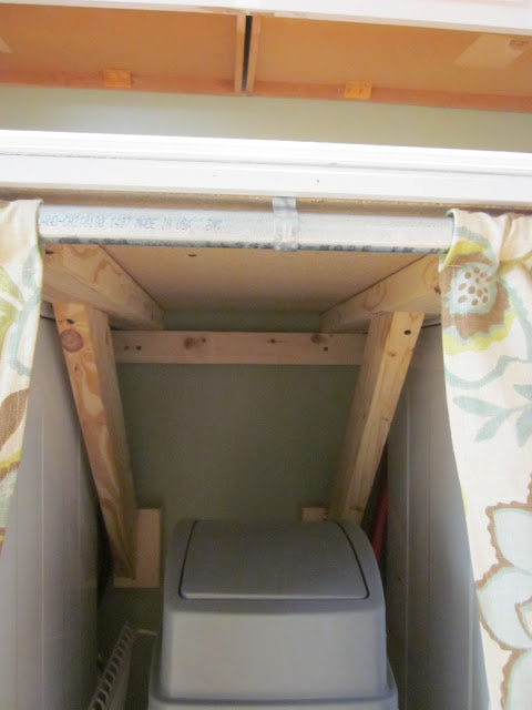 laundry room hidden storage