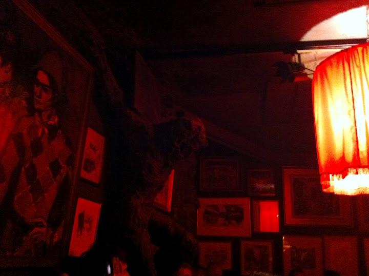 sala del Lapin Agile en Montmartre