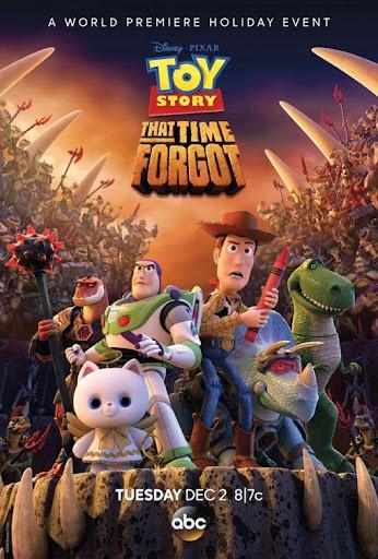 Toy Story That Time Forgot - Câu chuyện đồ chơi - thời gian bị lãng quên