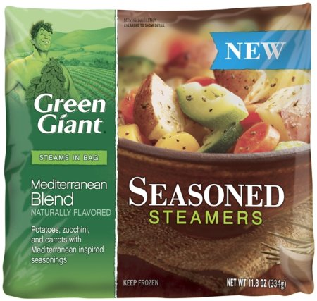 Green Giant Seasoned Steamers photo