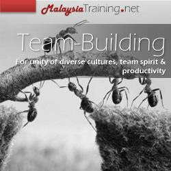 Team-building: T.E.A.M Towards Excellence