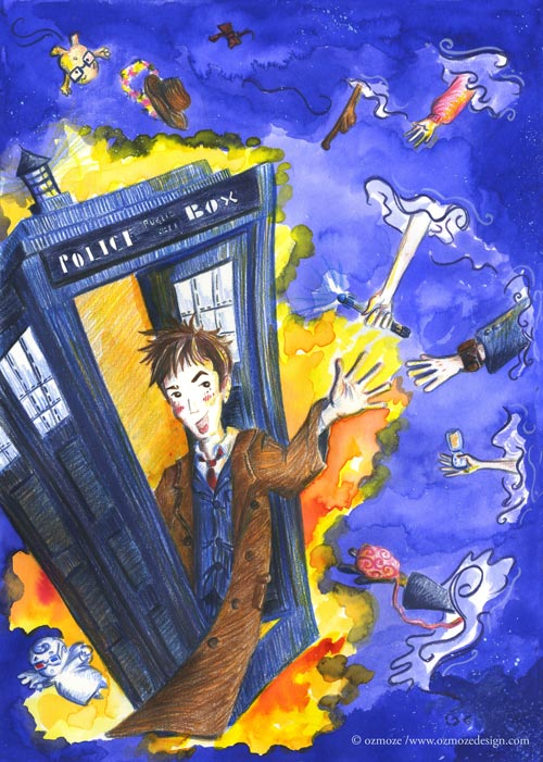 doctor who et compagnie