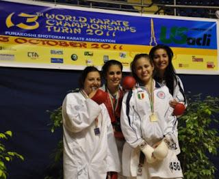 ottobre 2011 - Torino - Campionato del Mondo FSKS