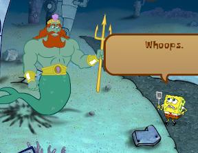 海綿寶寶海神鬥士