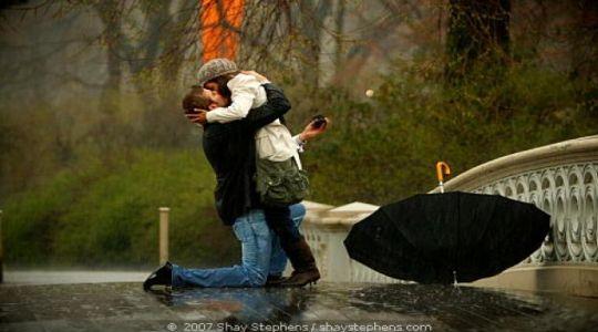Baile para parejas de enamorados