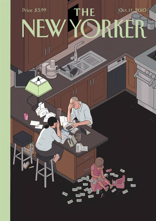 new yorker personal essays