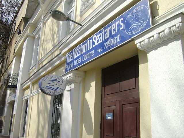 Морское апостольство в Одессе