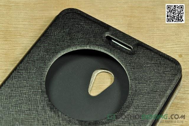 Bao da Asus Zenfone 6 da nhám