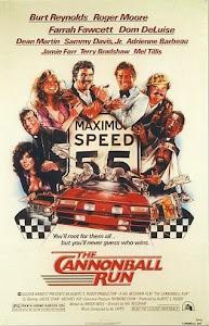 Cuộc Đua Thần Tốc - The Cannonball Run poster