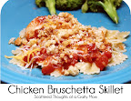 Chicken Bruschetta Skillet