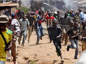 Nigeria, fuga da boko haram
