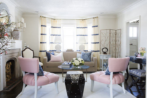 Living Small- Color Combo | Typhanie Peterson Design