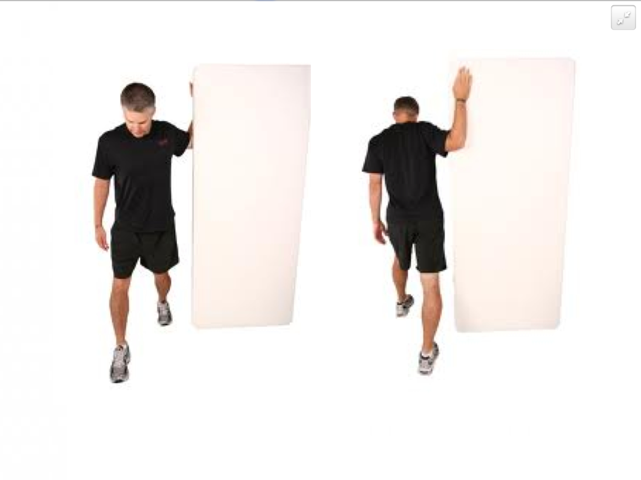 3 Stretches for a tight Pectoralis minor muscle – Waverley ...