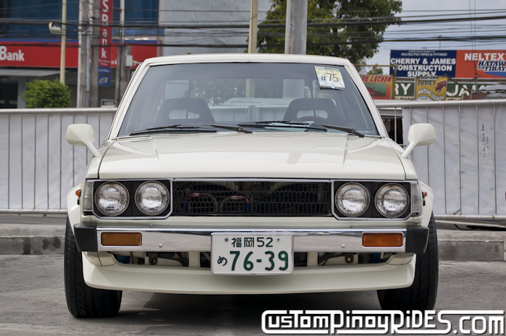 KE70 Toyota Corolla Custom Pinoy Rides Car Photography pic2