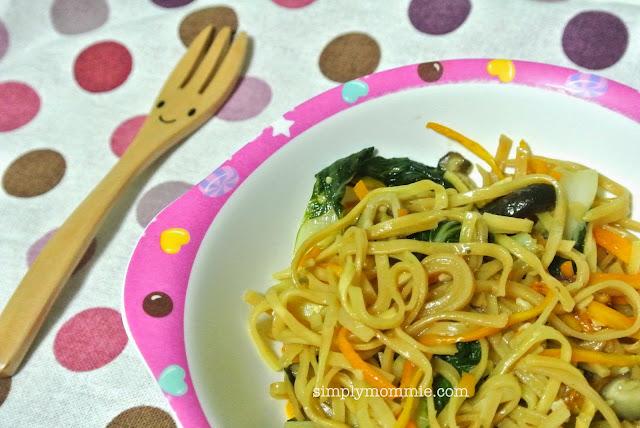 stewed ee-fu noodles