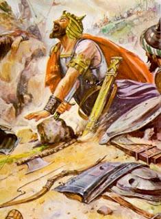 Lições da vida de Saul