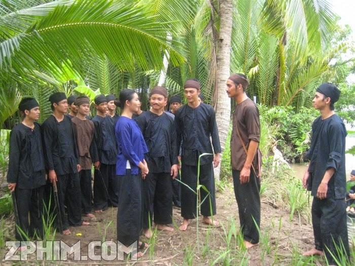 Ảnh trong phim Anh Hùng Nguyễn Trung Trực - HTV9 Trọn Bộ 2
