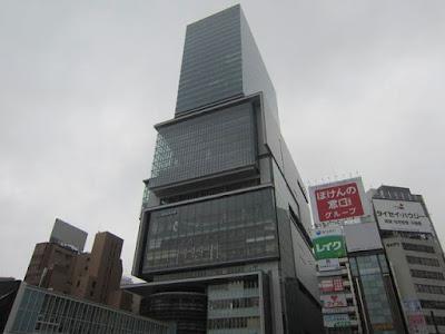 渋谷駅東口の渋谷ヒカリエ