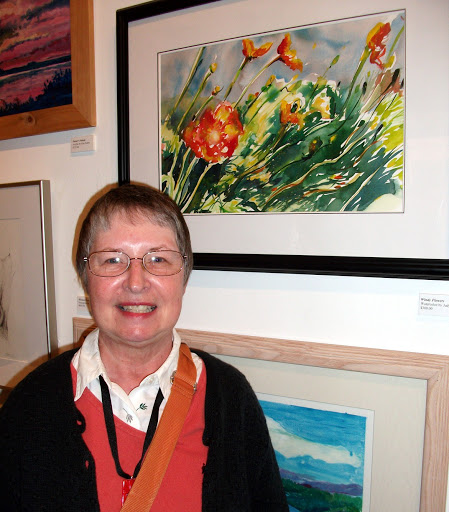 Third Place: Judy Brown