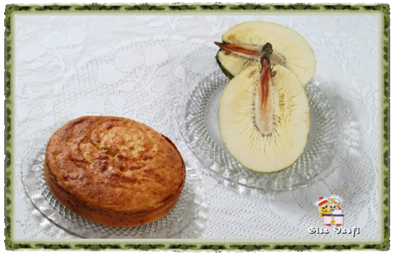 Bolo de fruta pão 1