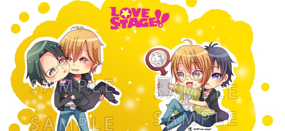 Xem phim Love Stage!! OAD - Love Stage!! OVA Vietsub