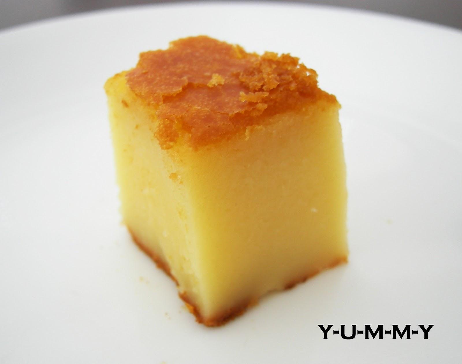 how to make mochi cake