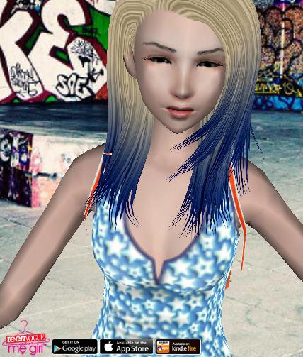Teen Vogue Me Girl Level 15 - Skater Shoot - Brynn - Snapshot