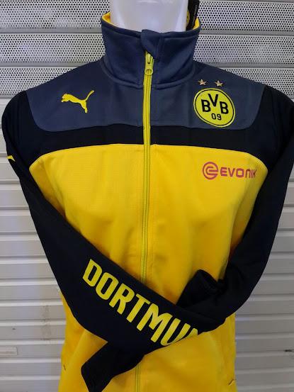 Jual Jaket Dortmund Kuning Hitam 2014-2015