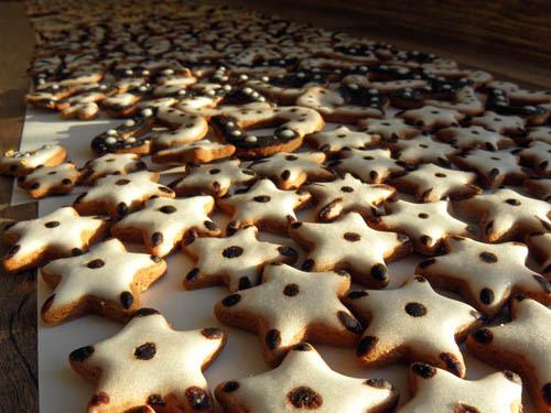 pierniki świąteczne pierniczki bożonarodzeniowe