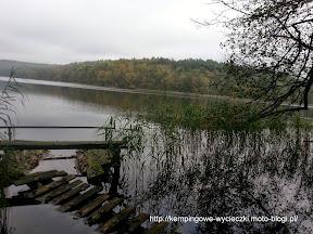 Jezioro Ciecz Łagów
