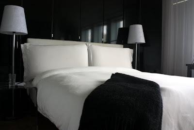 Room at the 101 Hotel in Reykjavik Iceland