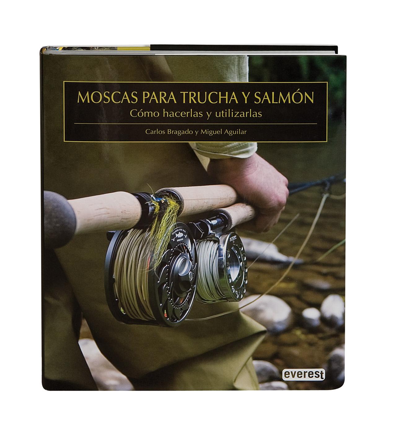 """Presentación del libro """"Moscas para trucha y Salmón"""" . Autores"""