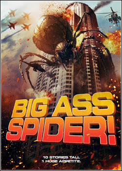 Download Filme Maldita Aranha Gigante – BDRip AVI Dual Áudio + RMVB Dublado
