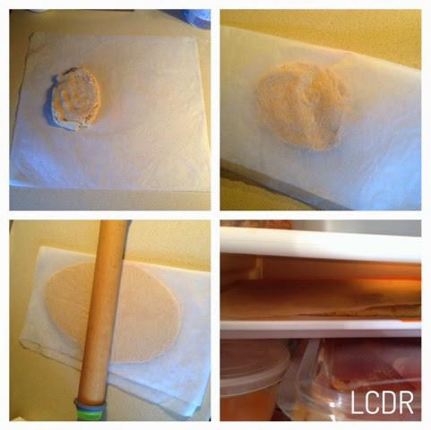 Receta de galletas caramelizadas 'speculoos' (tipo Lotus) 02