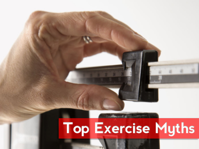 Training Aspects Resolves fitness myths