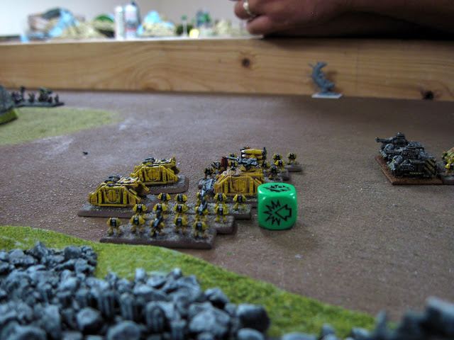 Tacticals hold the line