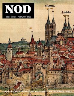 NOD 1 Cover