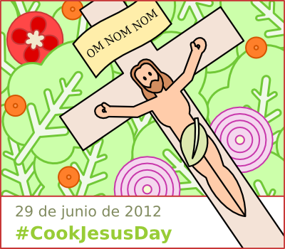 CookJesusDay