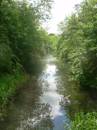 The Oakham canal at Oakham