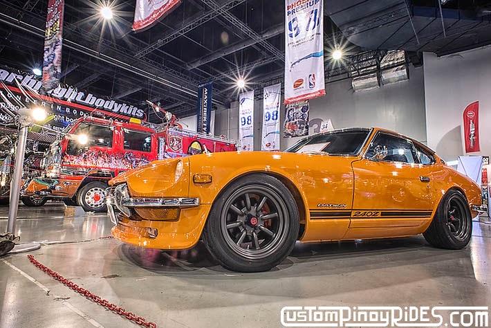Orange Hotness - Datsun 240Z Devil Z Custom Pinoy Rides Car Photography Manila Philippines Philip Aragones THE aSTIG pic8