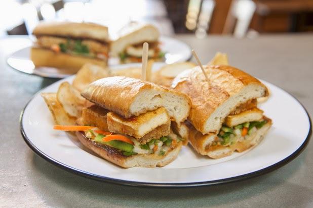 Echo Park, restaurants