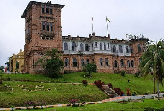 Kellie's-Castle